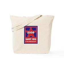 Harry Reid for President (sta Tote Bag