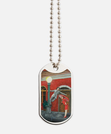 Something to Sing About Dog Tags