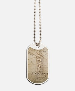 Design for Flying Machine Dog Tags