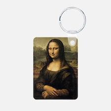 Mona Lisa Keychains