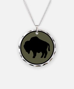 92nd Infantry Division Necklace
