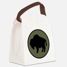 92nd Infantry Division Canvas Lunch Bag