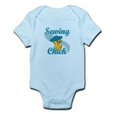 Sewing Chick #3 Infant Bodysuit