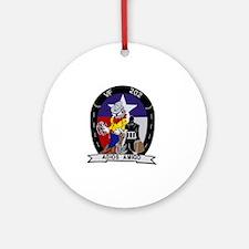 vf-202_adios_amigo Round Ornament