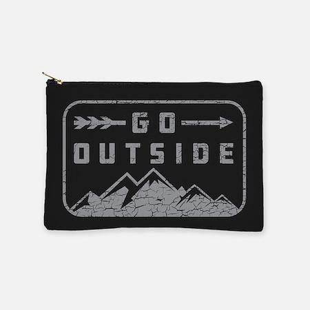Go Outside Makeup Bag