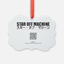 staroffmachine_shirt_design Ornament