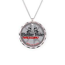 Belle Isle Raceway 2 Necklace