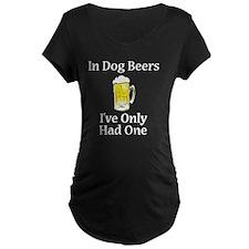 Dog Beers - Black T-Shirt