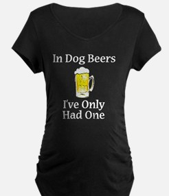 Dog Beers - Black T-Shirt