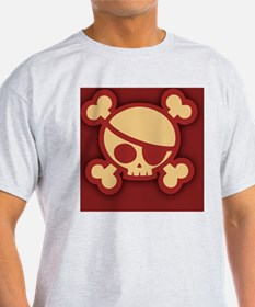 Billy-roger-red-BUT T-Shirt