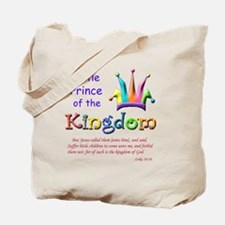 Little Prince of the Kingdom Tote Bag