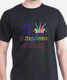 Little Prince of the Kingdom T-Shirt