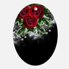 CHRISTMAS EVE Ornament (Oval)