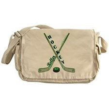 roller_hockey Messenger Bag