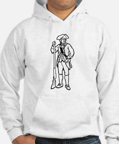 Revolutionary War Soldier Hoodie