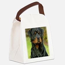 Rottweiler 9W044D-073 Canvas Lunch Bag