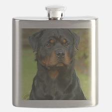 Rottweiler 9W044D-073 Flask