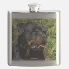 Rottweiler 9R047D-052 Flask