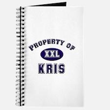 Property of kris Journal