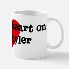 Heart on for Skyler Mug