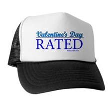 val_overrated_4 Trucker Hat