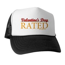 val_overrated_3 Trucker Hat