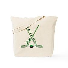 hockey_dad Tote Bag