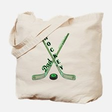 hockey_dad Tote Bag