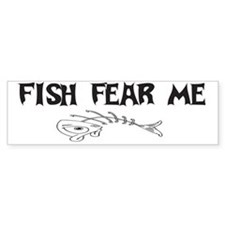 fishfearme Bumper Sticker