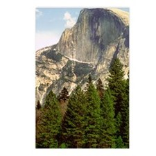 (11p) Half Dome Framed Postcards (Package of 8)