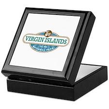 Virgin Islands National Park Keepsake Box