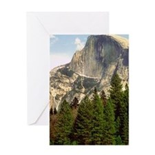 (11p) Half Dome Framed Greeting Card