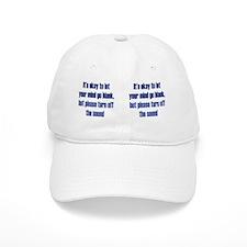 blankmind_mug1 Baseball Cap
