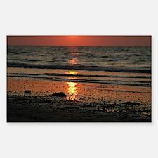 sunset03 Decal
