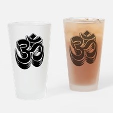omsymbol Drinking Glass