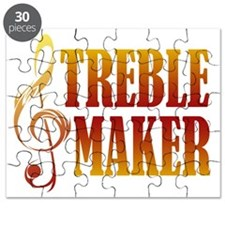 Treble Maker Puzzle