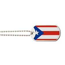 puerto rico Dog Tags
