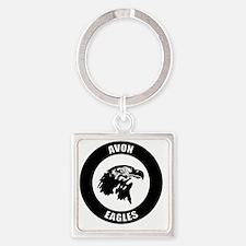 AVN_Logo_Mascot_T Square Keychain