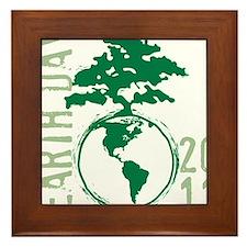 Earth Day2011 Framed Tile