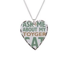 cattoyger-01 Necklace