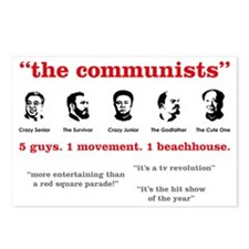 the-communists3 Postcards (Package of 8)