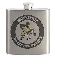 BRE_Logo_Mascot_T Flask