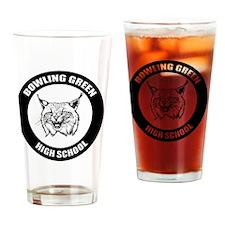 BOG_Logo_T Drinking Glass