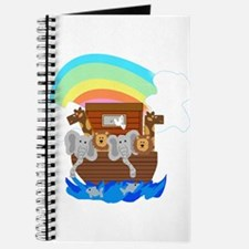 Noah's Ark Baby Journal