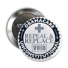 "jan11_unconstitutional 2.25"" Button"