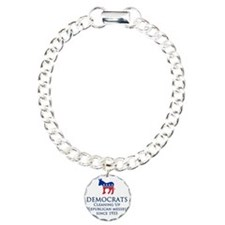 Democrats Cleaning Charm Bracelet, One Charm