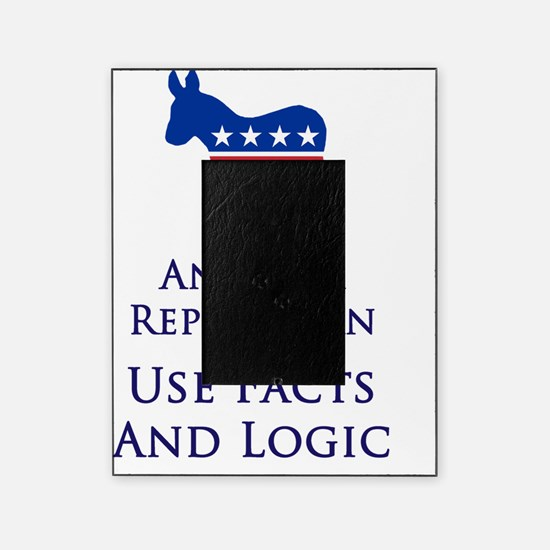 Facts and Logic Picture Frame