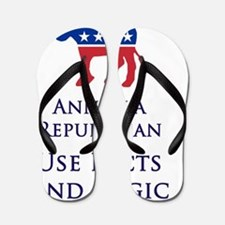 Facts and Logic Flip Flops