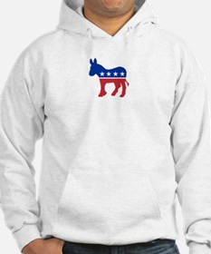 Democrats Cleaning - Black Hoodie