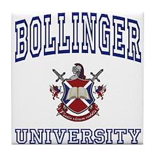 BOLLINGER University Tile Coaster